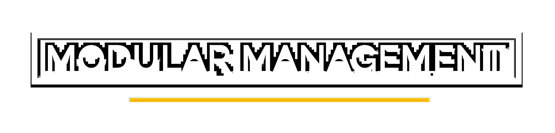 Modular Management